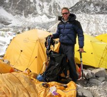 Around Everest Basecamp
